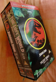 JP and TLW VHS set