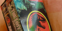 The Lost World: Jurassic Park box sets