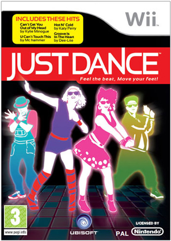 Just Dance 1 Songs How Many Have You Danced