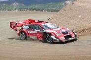 Suzuki Escudo rally car