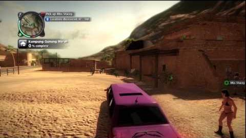 Just Cause 2 - Faction Mission - Driving Miss Stacey