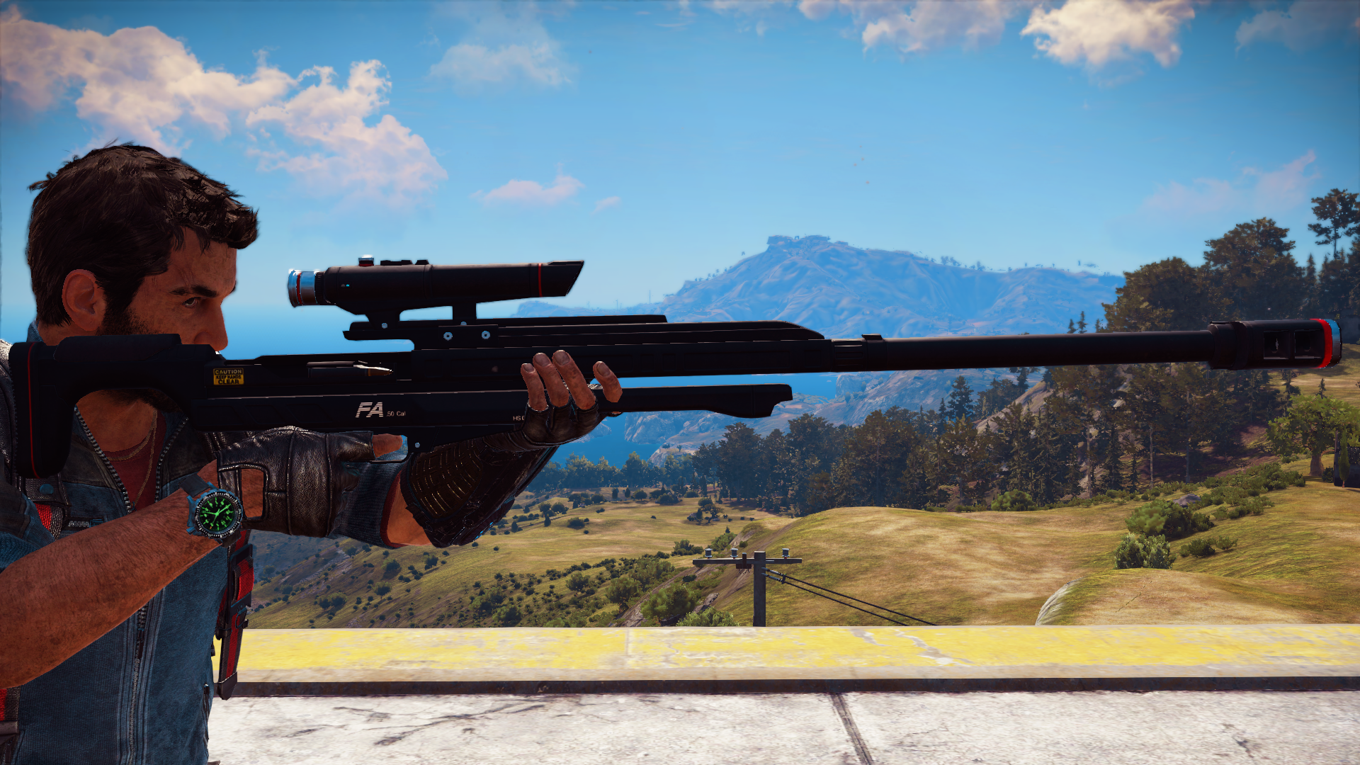 just cause 3 how to get boat