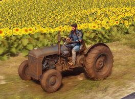 JC3 Stria Rustico Tractor