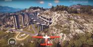 JC3 Griphon base