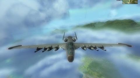 (HD) Rage Johnston F10 Wraith - Just Cause 1