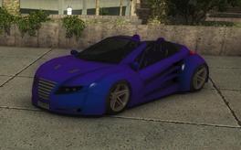 Civadier 999 Cabriolet