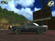 Vaultier Sedan Patrol Compact Military Side