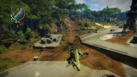 Just Cause 2- settlement completion - Kem Komodor Da Silva