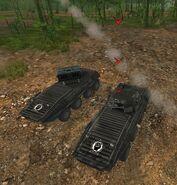 Black Hand Ballard Sentry STRL - 14 and Centronel AAWV- 21
