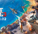 Just Cause 3 Patch history