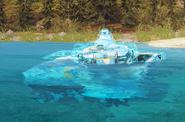 Imperator Bavarium Tank (shield vs. water)
