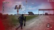Fire leech (rocket breakup)