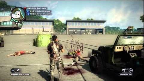 Just Cause 2 - Faction Mission - Airport Troubles