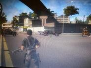 Battle in Panau City