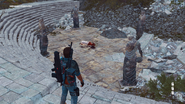 JC3 statues jumped closer