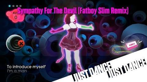 Just Dance 2 - Sympathy For The Devil (Fatboy Slim Remix)