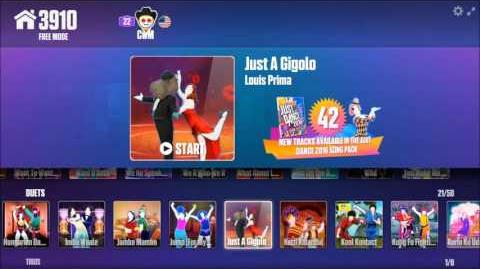 Just Dance Now Full Menu (11 23 15) Part 2