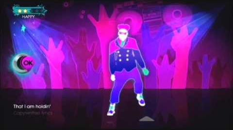 Just Dance 3 Snap The Power