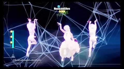 Just Dance 2015 Lady Gaga - Bad Romance (5 Stars)