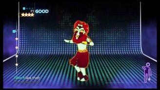 Just Dance 4 - I Like It (Mashup) - 5 Stars