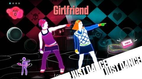 Just Dance 2 - Girlfriend