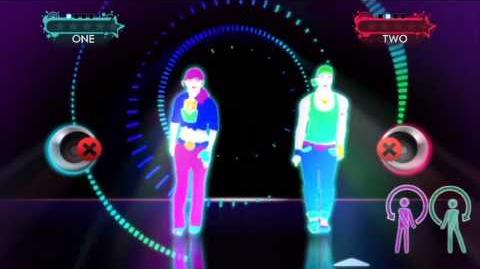 -Just Dance 3- Promiscuous - Nelly Furtado featuring Timbaland