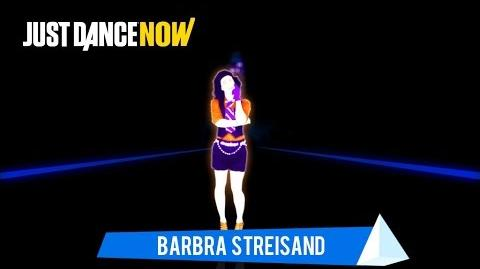Barbra Streisand - Just Dance Now