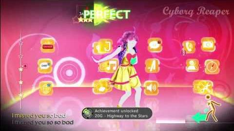 Just Dance 4 Carly Rae Jepsen Call Me Maybe Alternate Version