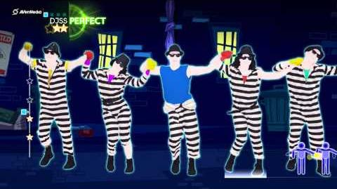 Just Dance 4 Everybody Needs Somebody To Love, The Blues Brothers (Main dans la main) 5*