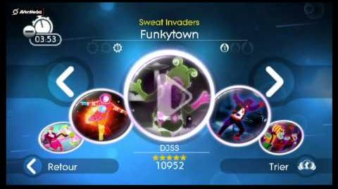 Just Dance 2 Extra Songs (Menu)