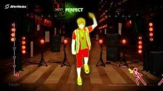 Just Dance 4 Baby Girl, Reggaeton (Solo)-(DLC) 5*