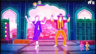 Just Dance China - Kurio Ko Uddah Le Jana - Bollywood Rainbow Cover
