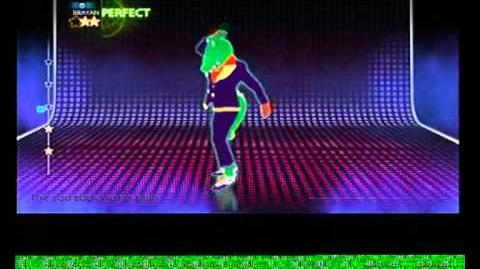 Jailhouse Rock Just Dance 4 mash up