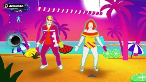 Just Dance 3 Baby Zouk, Dr