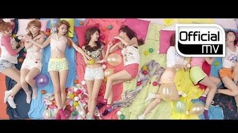 9MUSES(나인뮤지스) Dolls(돌스) MV