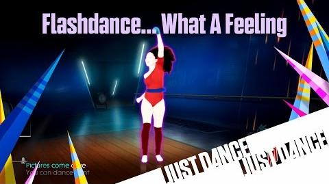 Just Dance Unlimited - Flashdance..