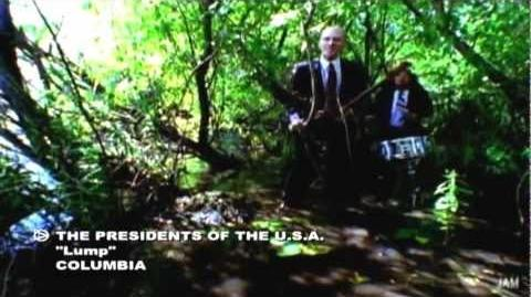 The Presidents of the United States of America - Lump (HD)