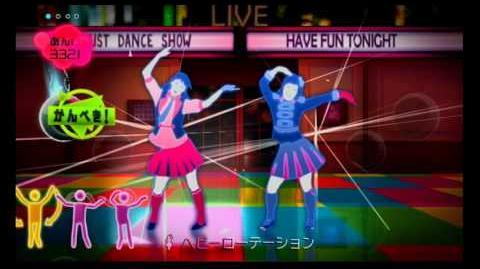 Just Dance Japan - Heavy Rotation - AKB48