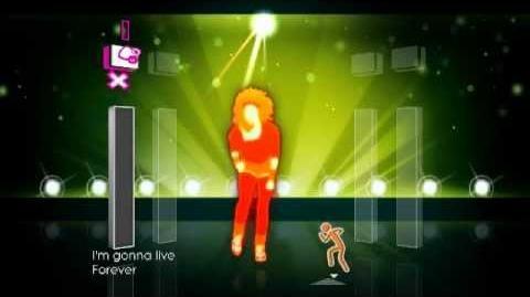 Just Dance - Fame