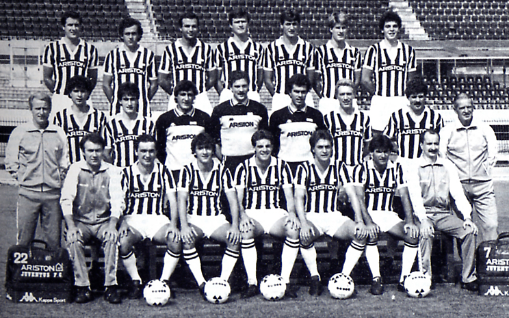 Juventus Turyn 1985-1986 | Juvepedia | FANDOM powered by Wikia