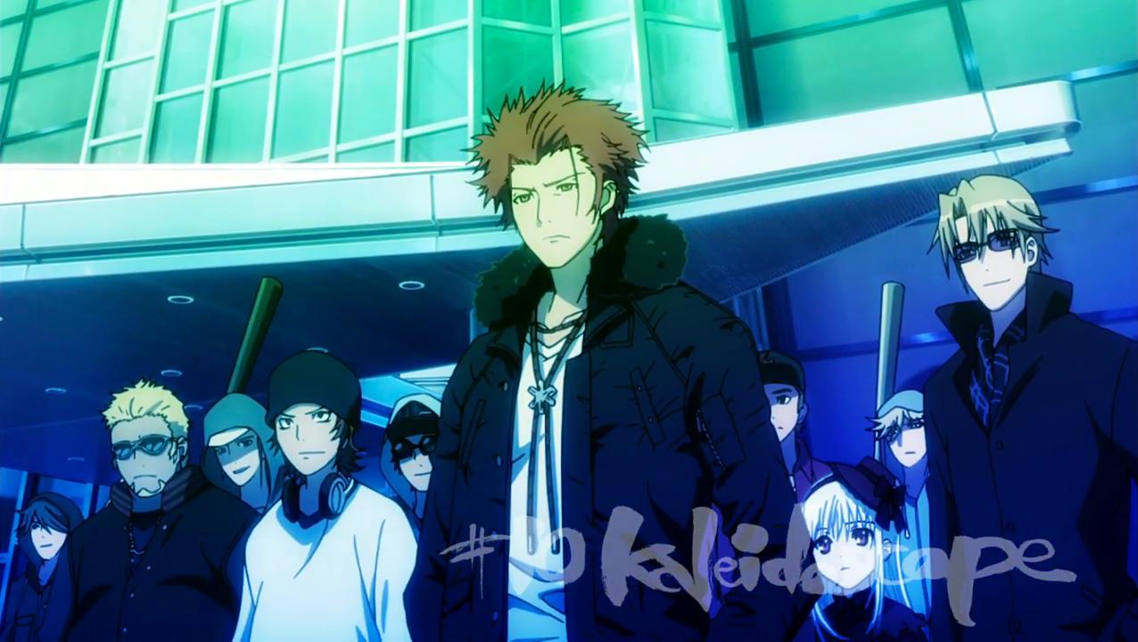 Image - Episode ...K Project Reisi Munakata