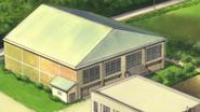 Sakura High gym