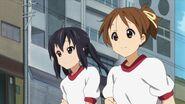 Ui Azusa marathon