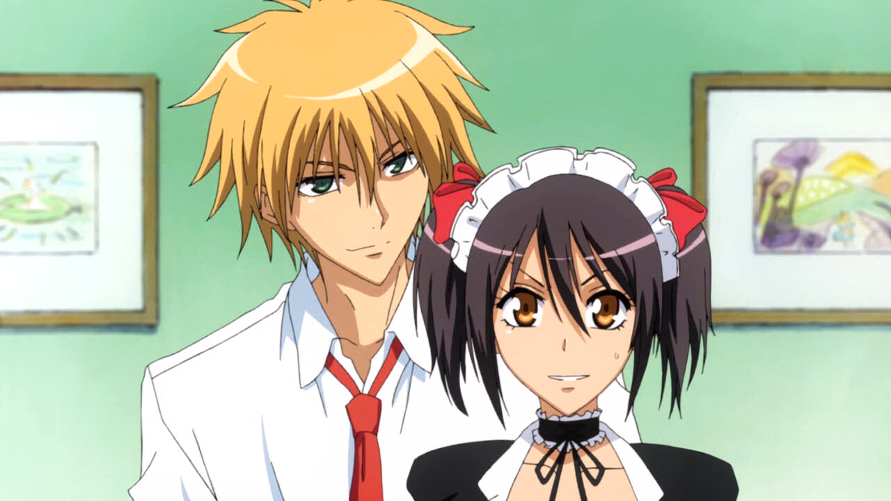 Image result for maid sama