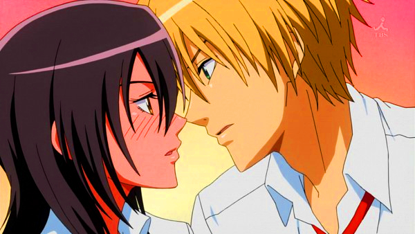 File:Usui and a drunk Misaki.jpg