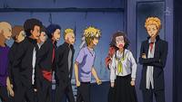 Gouki angry at Misaki
