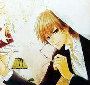 Takumi usui color in the manga