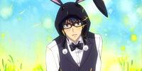 School Visitation Association & A Glasses Rabbit