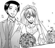 Patricia's wedding with Edward