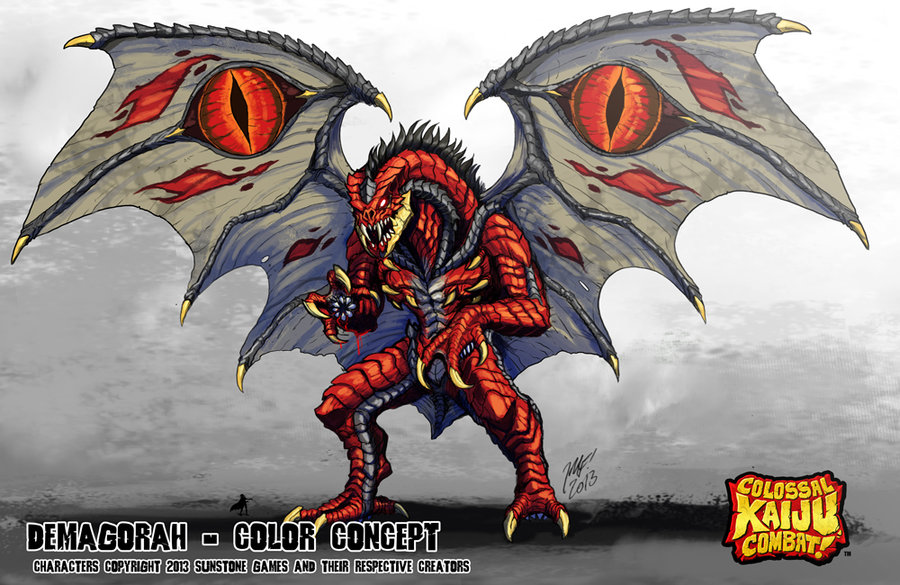Image - CKC - Demagorah.jpg - KaijuCombat Wiki